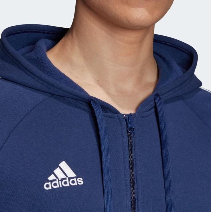 Žakete Adidas Core 19 Hoodie FT8069 Navy Blue M