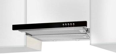 Iebūvēts tvaika nosūcējs Akpo WK-7 Light Glass 50 Black