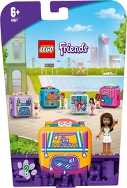 Konstruktors LEGO Friends Andrea peldēšanas kubs 41671, 59 gab.