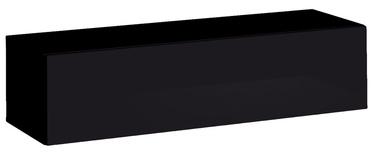 ТВ стол ASM Switch RTV 2, черный, 1200x400x300 мм