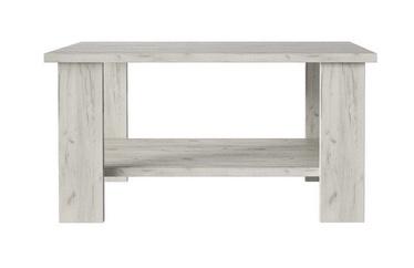 Kafijas galdiņš Idzczak Meble Hawana White, 1100x700x550 mm