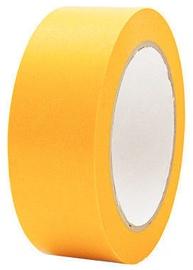 Līmlente Color Expert Paper Tape UV60 50mmx50m Gold