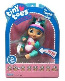 Interaktīva rotaļlieta Playmates Toys Tiny Toes Laughin Luna Unicorn 56083