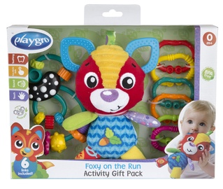 Interaktīva rotaļlieta Playgro Foxy On The Run Activity Gift Pack 0187219