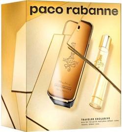 Набор для мужчин Paco Rabanne 1 Million 100 ml EDT + 20 ml EDT