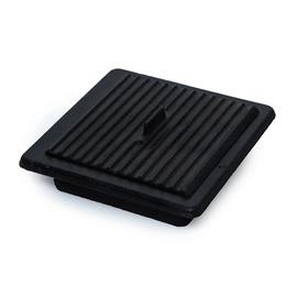 Metnetus Cleaning Door JD020 175x175mm Black