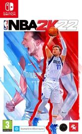 Nintendo Switch spēle 2K NBA 2K22
