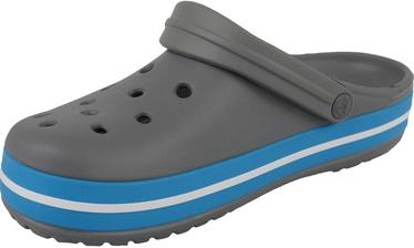 Шлепанцы Crocs Crocband Clog Gray 38-39