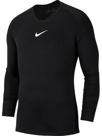Nike Men's Shirt M Dry Park First Layer JSY LS AV2609 010 Black M