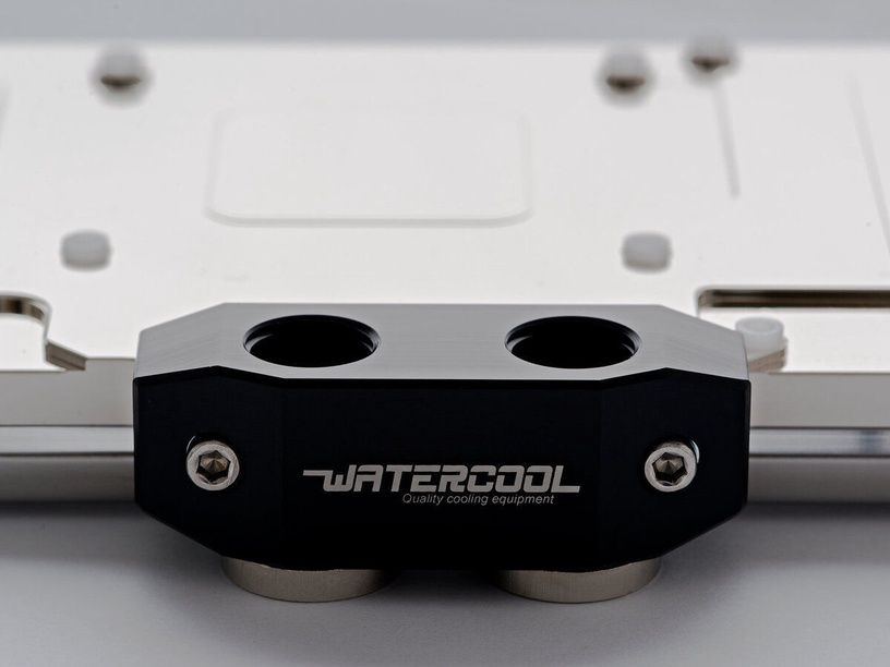 Watercool HEATKILLER® IV for TITAN X and GTX 1080Ti - ACRYL Ni