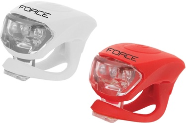 Force DOUBLE White & Red