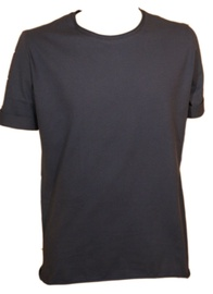 Bars Mens T-Shirt Dark Blue 207 XL