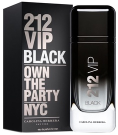 Carolina Herrera 212 VIP Black 200ml EDP