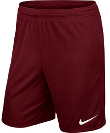 Nike Men's Shorts Park II Knit NB 725887 677 Bordeaux 2XL