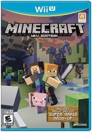 Minecraft WiiU