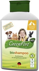 Šampūns Ekoprom Green Fort Neo, 0.38 l