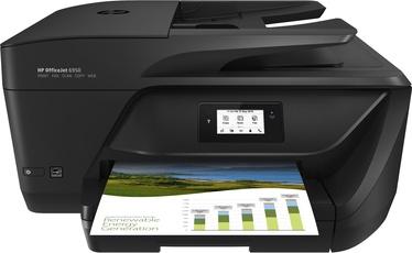 Daudzfunkciju printeris HP OfficeJet Pro 6950, tintes, krāsains