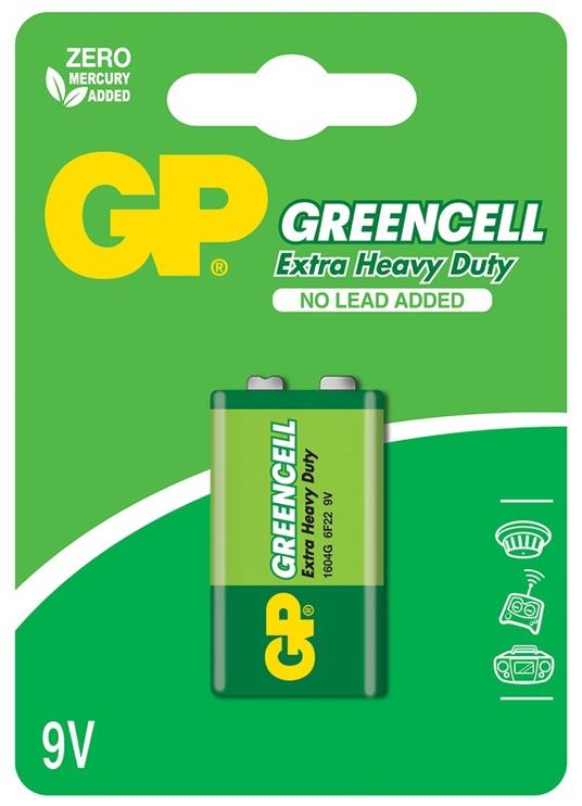 GP Batteries Electronic Device Battery 1604GLF-6F22 9V