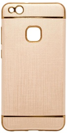 Mocco Exclusive Crown Back Case For Samsung Galaxy J3 J330 Gold