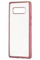 Hurtel Metalic Slim Back Case For Sony Xperia XZ2 Pink