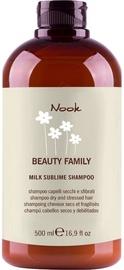 Šampūns Nook ECO Beauty Milk Sublime, 500 ml