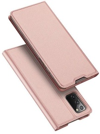 Dux Ducis Skin X Bookcase For Samsung Galaxy Note 20 Pink