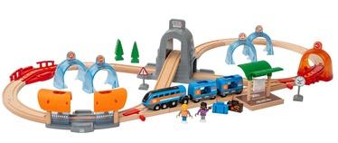 Brio World Action Tunnel Travel Set 33972