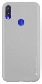 Mercury i-Jelly back Case For Xiaomi Redmi Note 7 Silver