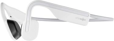 Беспроводные наушники AfterShokz OpenMove Alpine, белый