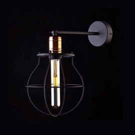 Nowodvorski Wall Lamp Manufacture 9742 60W Black