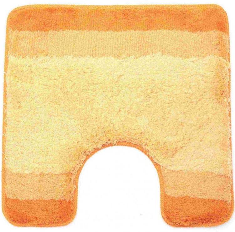 Spirella Balance Toilet Rug Orange