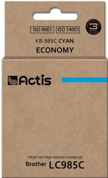 Actis Cartridge For Brother KB-985 Cyan