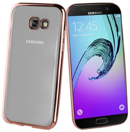 Muvit Coque Bling Cover For Samsung Galaxy A5 A520 Rose Gold