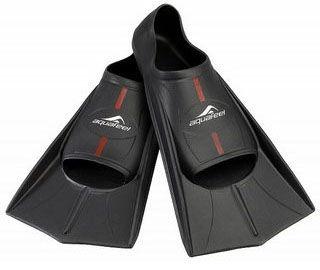 Fashy Aquafeel Training Fins 41/42 Black
