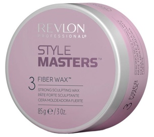 Matu vasks Revlon Style Masters Fibre Strong Sculpting Wax, 85 g