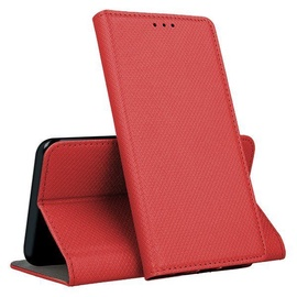 Mocco Smart Magnet Book Case For Samsung Galaxy A70 Red