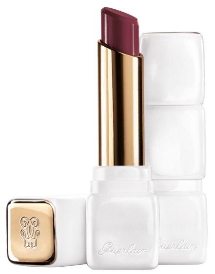 Lūpu balzams Guerlain KissKiss Roselip Wonder Violette, 2.8 g