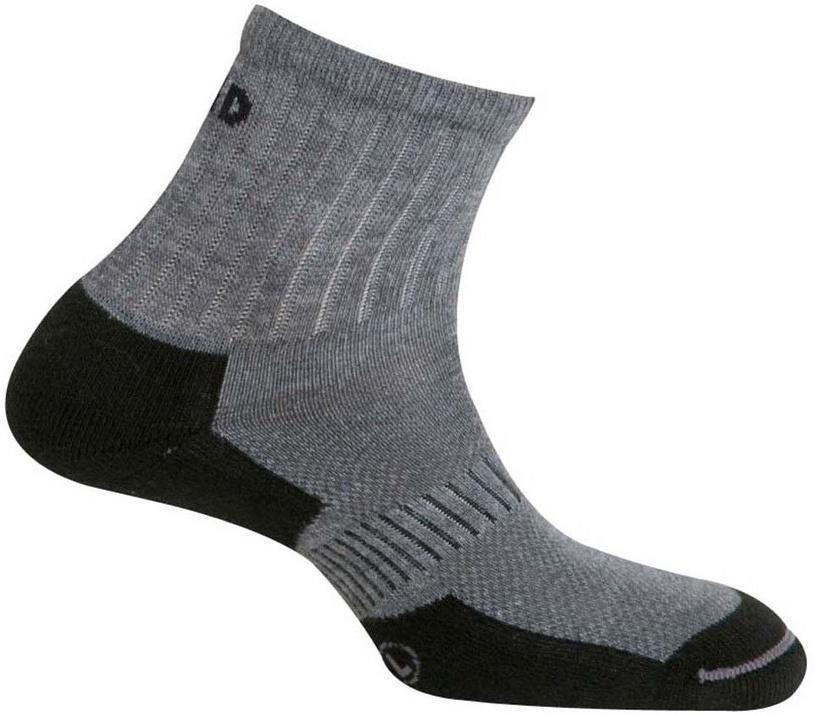 Zeķes Mund Socks Kilimanjaro Grey, 42-45, 1 gab.