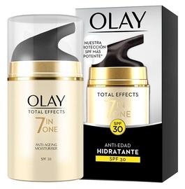 Sejas krēms Olay Total Effects Anti Ageing 7in1 Moisturiser SPF30, 50 ml