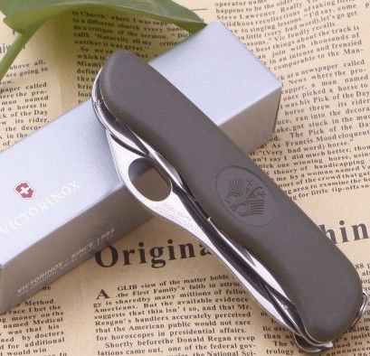 Victorinox Military OneHand 111mm Green