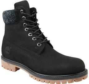 Timberland 6 Inch Premium Boots A1UEJ Black 43.5