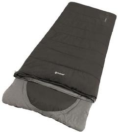 Спальный мешок Outwell Contour, черный, 220 см
