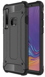 Hurtel Hybrid Armor Back Case For Samsung Galaxy A9 Black