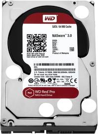 Datu glabātuve tīklā (NAS) Western Digital Red Pro 4TB 7200RPM SATAIII 256MB WD4003FFBX