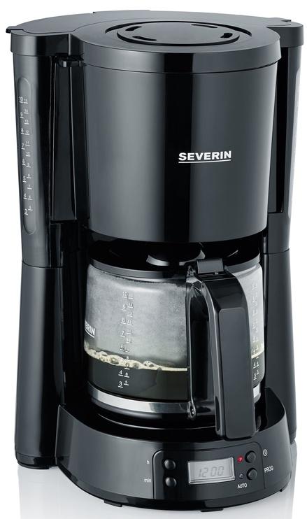 Severin Coffee Maker Black KA 4818
