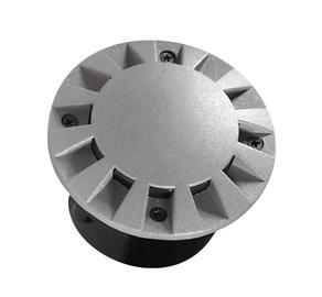 Gaismeklis Kanlux Roger DL-LED12 In-Ground Lamp Fixture Gray