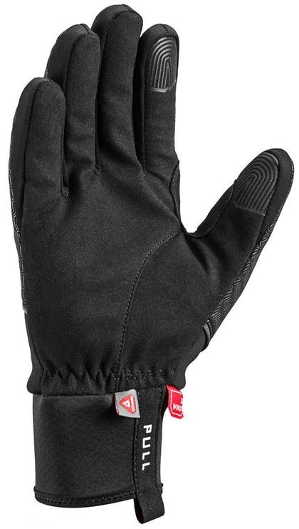 Перчатки Leki Nordic Thermo Black, 10