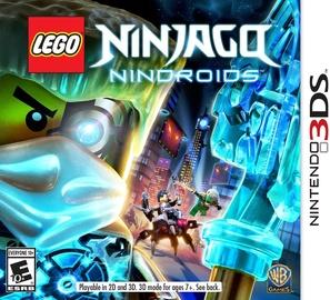 Игра Lego Ninjago Nindroids 3DS