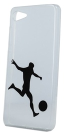 Mocco Trendy Football Back Case For Samsung Galaxy S7 Gray