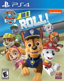 Paw Patrol: On A Roll PS4